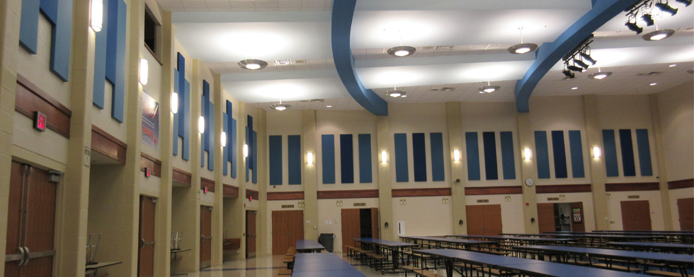 Austintown Middle School Cafetorium