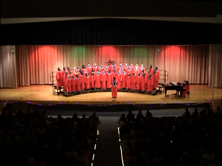 Fitch Xmas Choir Concert