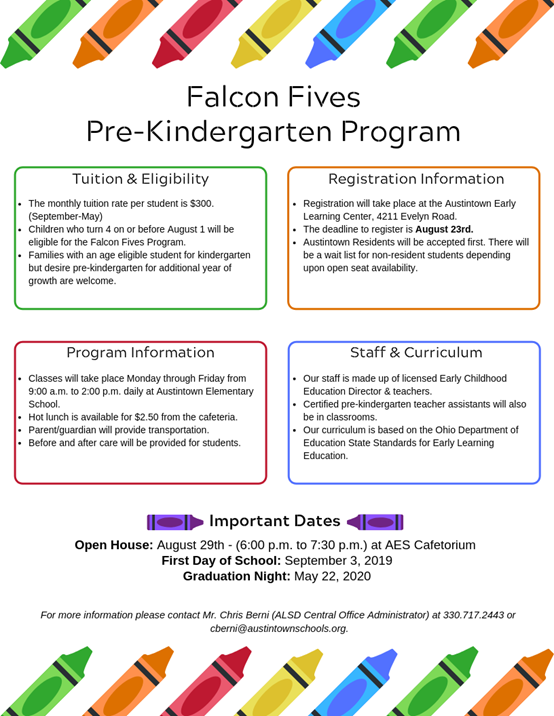 falcon fives flyer